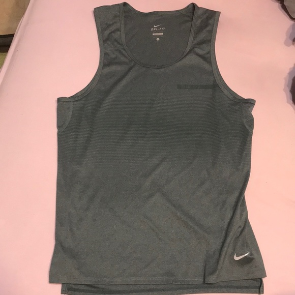 hot-selling discount sale online fast delivery Nike men's Dri-Fit tank top